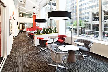 Regus, 747 Third Avenue, New York.